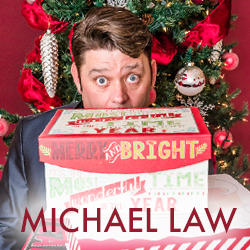 Michael Law: The Holidays Re-Gifted
