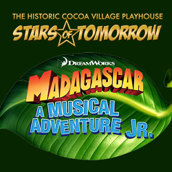 Dreamworks' Madagascar Jr.