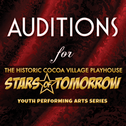 Auditions | The Historic Cocoa Village Playhouse